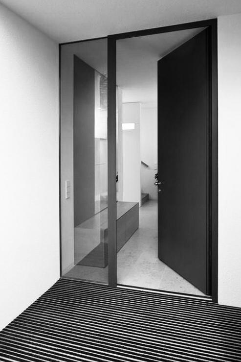 Puertas de madera de dise o en barcelona rf serveis - Puertas madera barcelona ...