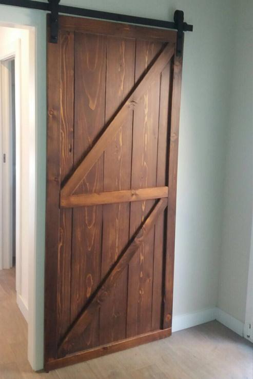 Puertas de madera de diseño en Barcelona - RF Serveis