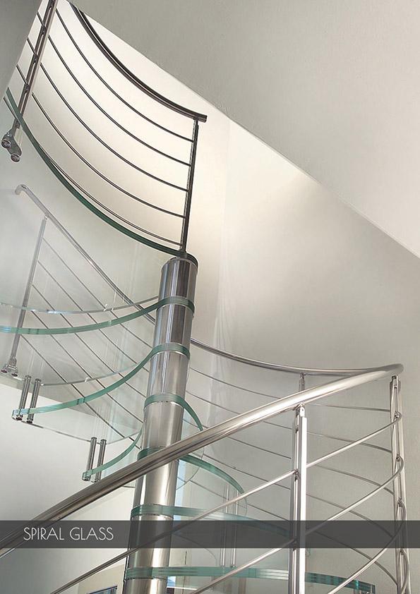 Escaleras de caracol redondas dise o de alta calidad en barcelona - Escaleras de caracol barcelona ...