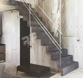 Escalera de chapa Doblada RFserveis