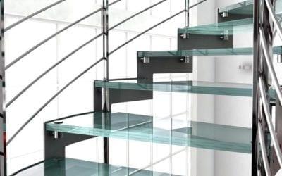 Qué tipo de escaleras son adecuadas para una casa moderna