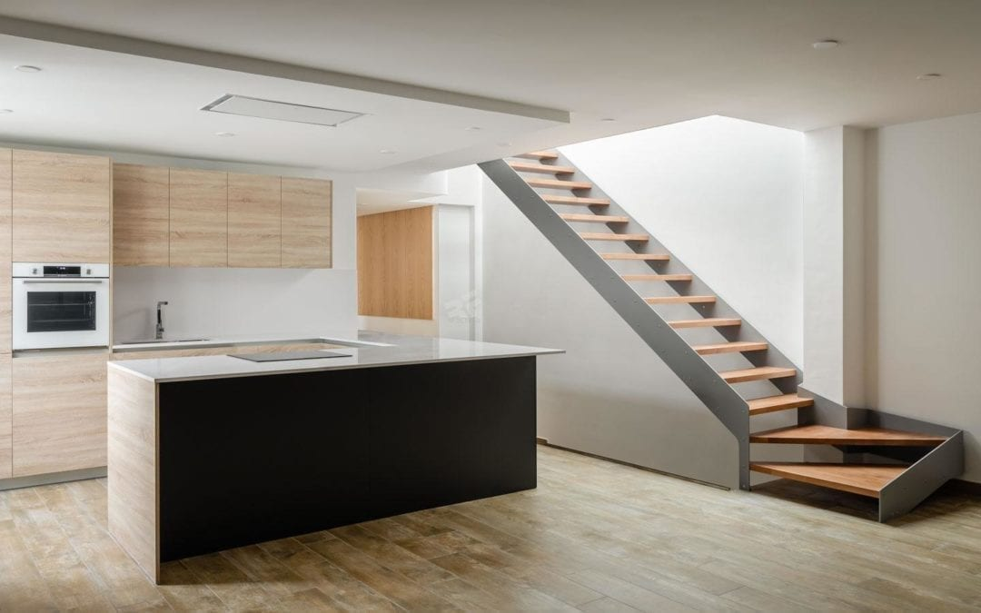 Escaleras de estructura doble (Galería de imágenes)