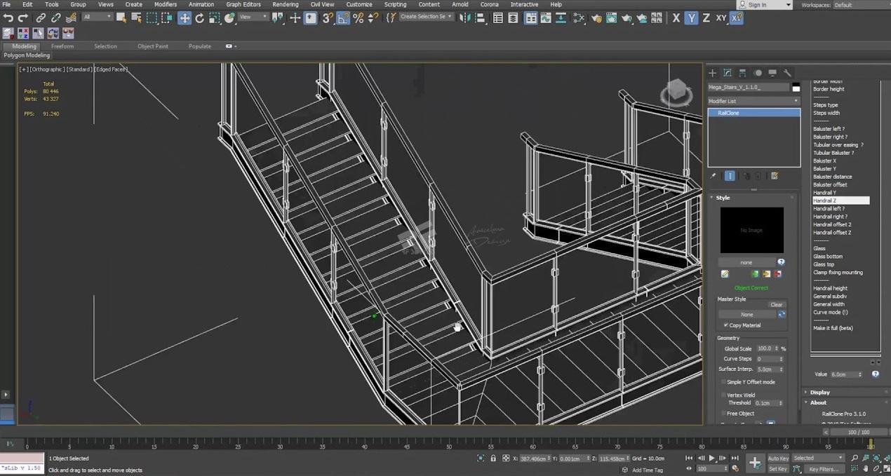 Escaleras de diseño a medida RFserveis