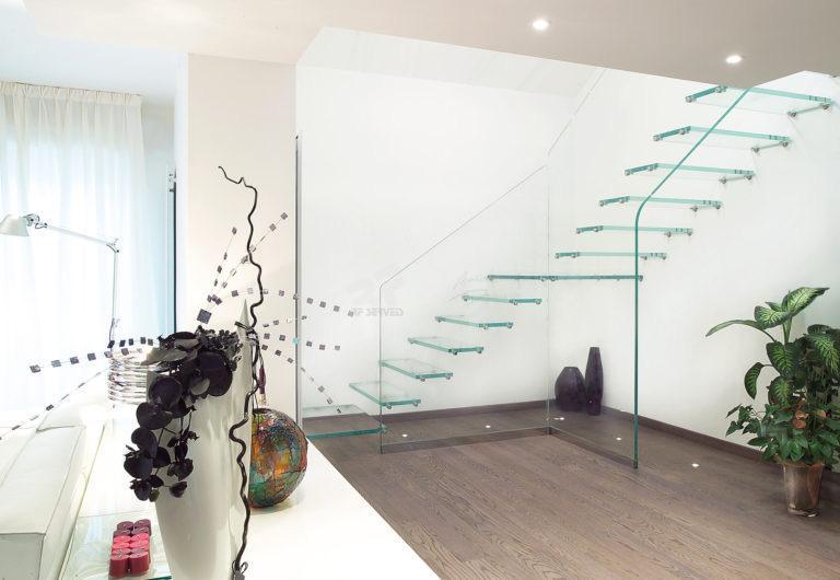 Modas y estilos en escaleras y barandas en los últimos años